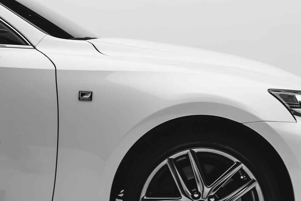 Lexus IS Reveal