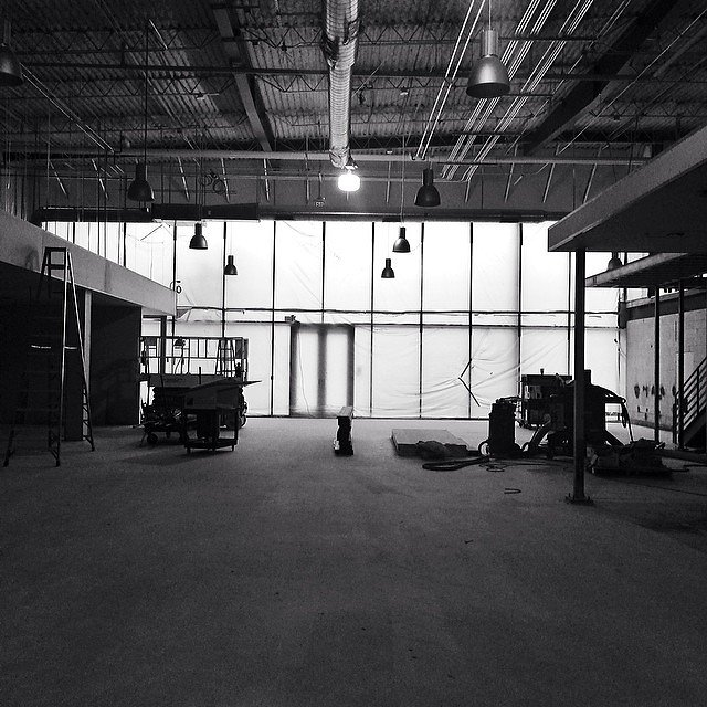 Next Monday I'll be walking through those doors to @teamoneusa new spot.